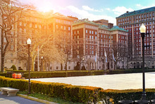 Columbia University In New Yor...