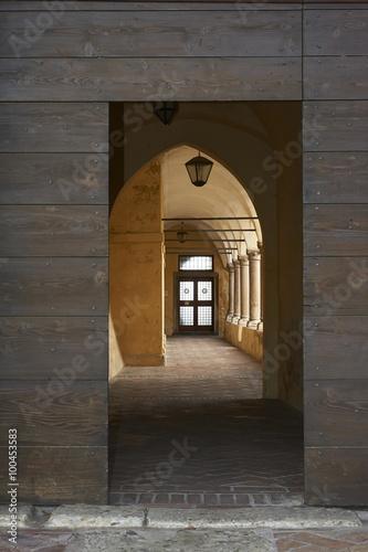 Fotografia, Obraz  convento