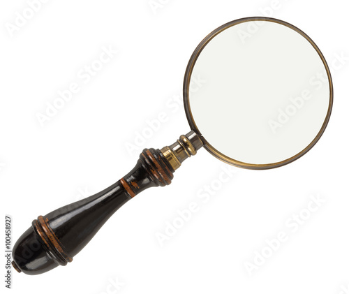 Magnifying glass Canvas-taulu