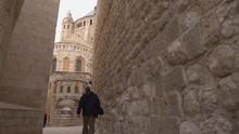 Street Scene In Old City Of Th...