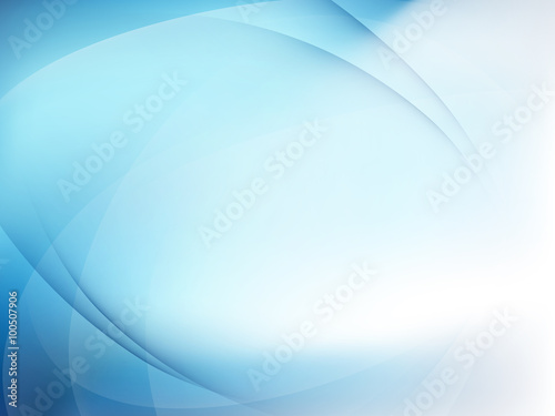 Foto op Canvas Abstract wave Blue abstract website pattern. EPS 10