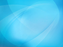 Abstract Blue Light Background. EPS 10