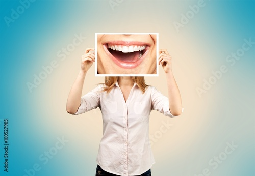 Photographie  Dentiste.