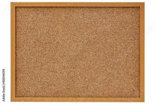 Fényképezés blank corkboard