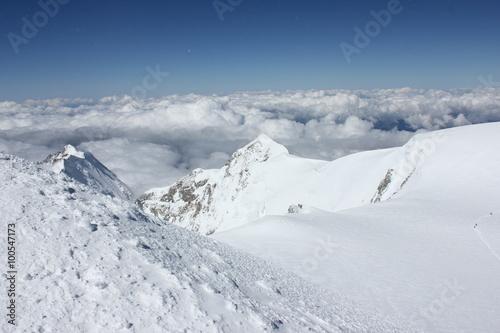 Fotografie, Obraz  Descente du Mont-Blanc