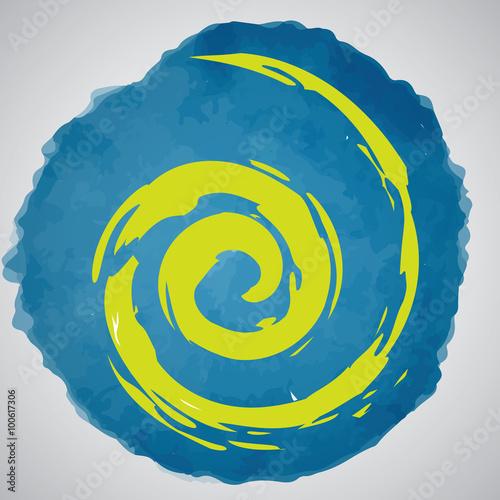 kolor bejcy spiralnej