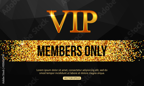 Gold vip background vip club members only vip card vector vip vip club members only vip card vector vip gold spiritdancerdesigns Image collections