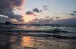 sea sunset/sunset at coast of the sea