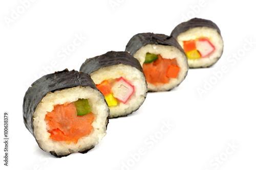 Photo sur Aluminium Sushi bar sushi