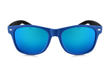 Aviator Sunglasses Isolated On...