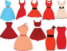 Fashion Dress V3 -fo105