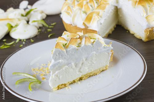 Fotografia, Obraz  Lemon pie