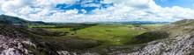 Panorama Of Gran Sabana Region In National Park Canaima, Venezuela.