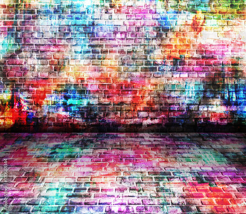 roznokolorowe-sciany-pokryte-farbami