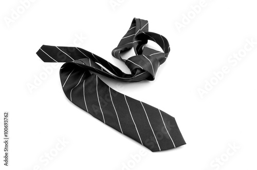 Fotografie, Obraz  necktie,remove necktie after used