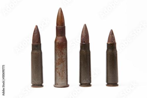 Stampa su Tela Bullets