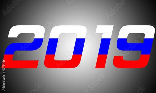 Fotografia  2019 Year.Russia