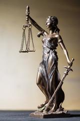Bóg sprawiedliwości Temida