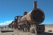 Railway Wreck