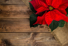 Vintage Christmas Background W...