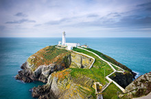 South Stack Lighthouse In Angl...