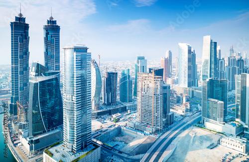 Photo  Beautiful Dubai city