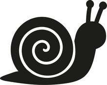 Snail Pictogram