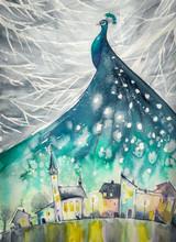 Watercolors Abstract Illustrat...