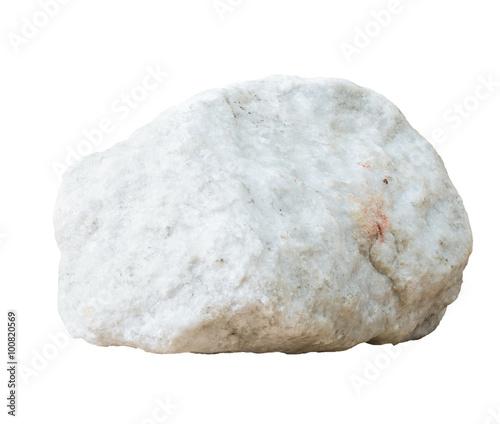 Photo Alabaster , isolated on white background