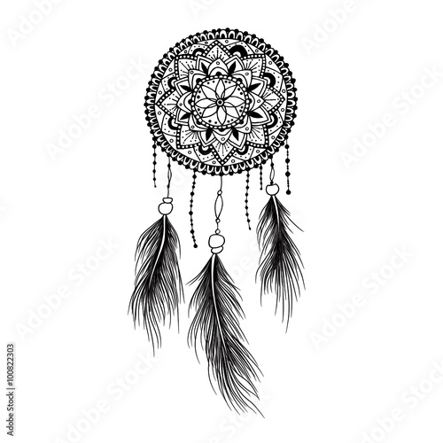 The Best Mandala Dream Catcher Svg Free Wallpapers