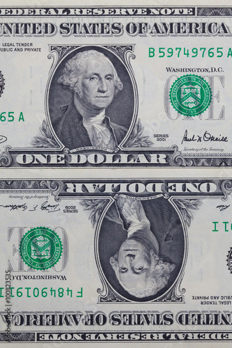 US dollar banknotes - Buy this stock photo and explore