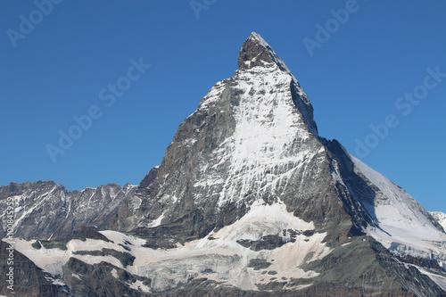 Fotografie, Obraz  Matterhorn. Schweiz