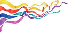 Colors Ribbon Strips