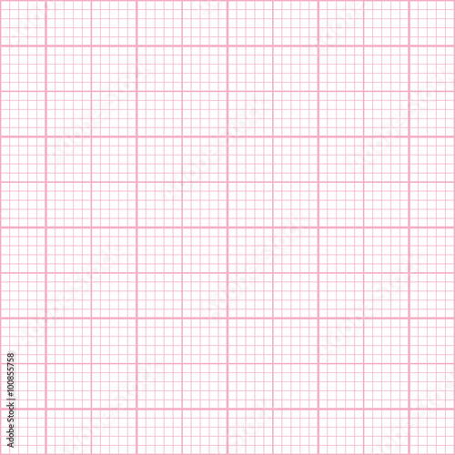 seamless pink millimeter paper pattern buy this stock vector and