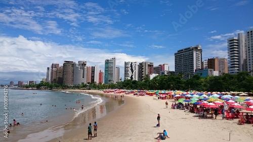 Foto  Praia urbana