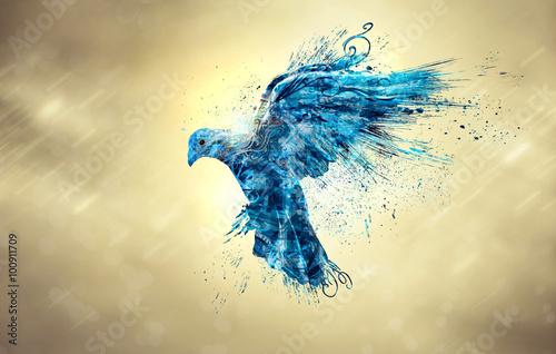 Fotografia Blue dove