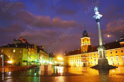 fototapeta na ścianę Warsaw