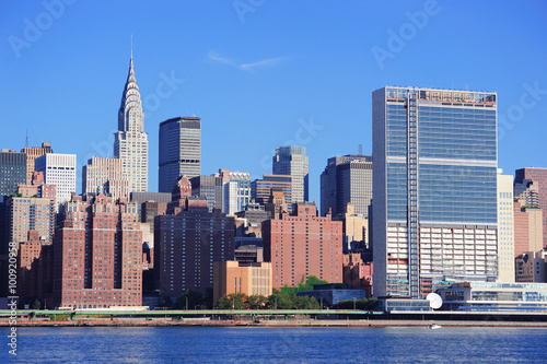 Canvas Prints New York New York City Manhattan Midtown