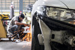 Auto body repair series