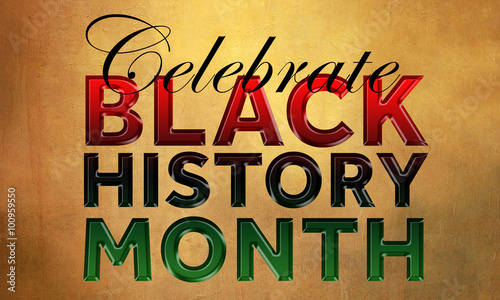 Foto  Celebrate Black History Month