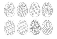 Set Egg Coloring