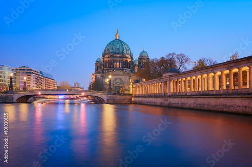 Fototapety, obrazy: Berliner Dom