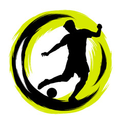 Fototapeta Piłka nożna Fussball - Soccer - 196