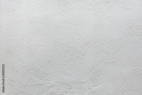Fototapeta White stucco wall. Background texture obraz