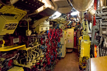 The Submarine Inside In Kalini...