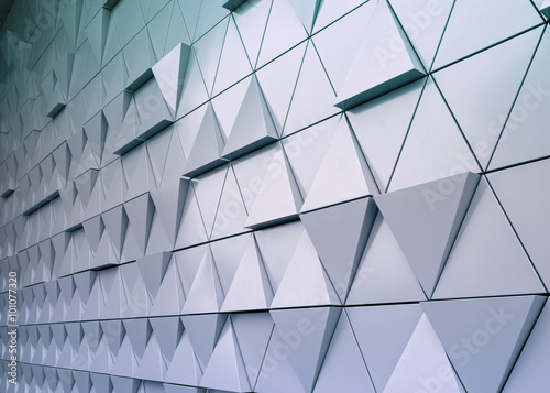 Fotografia Abstract architectural detail
