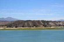 Cachuma Lake In Southern California