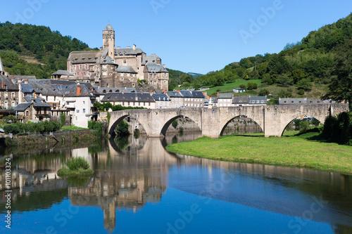 Photo Le château d'Estaing en Aveyron