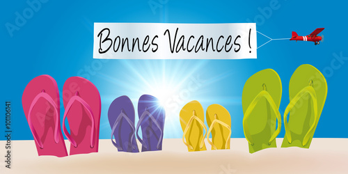 Foto  VACANCES TONGS