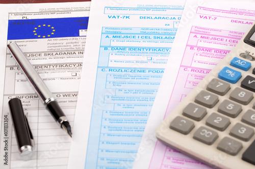 vat-tax-documents-polish